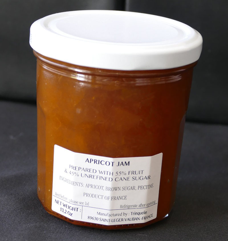 Apricot jam-small