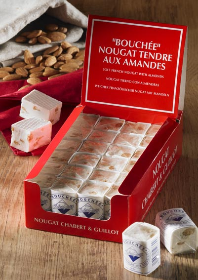 Nougat display 24 pcs