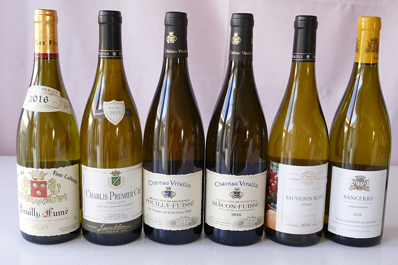 White wines collection-SMALL