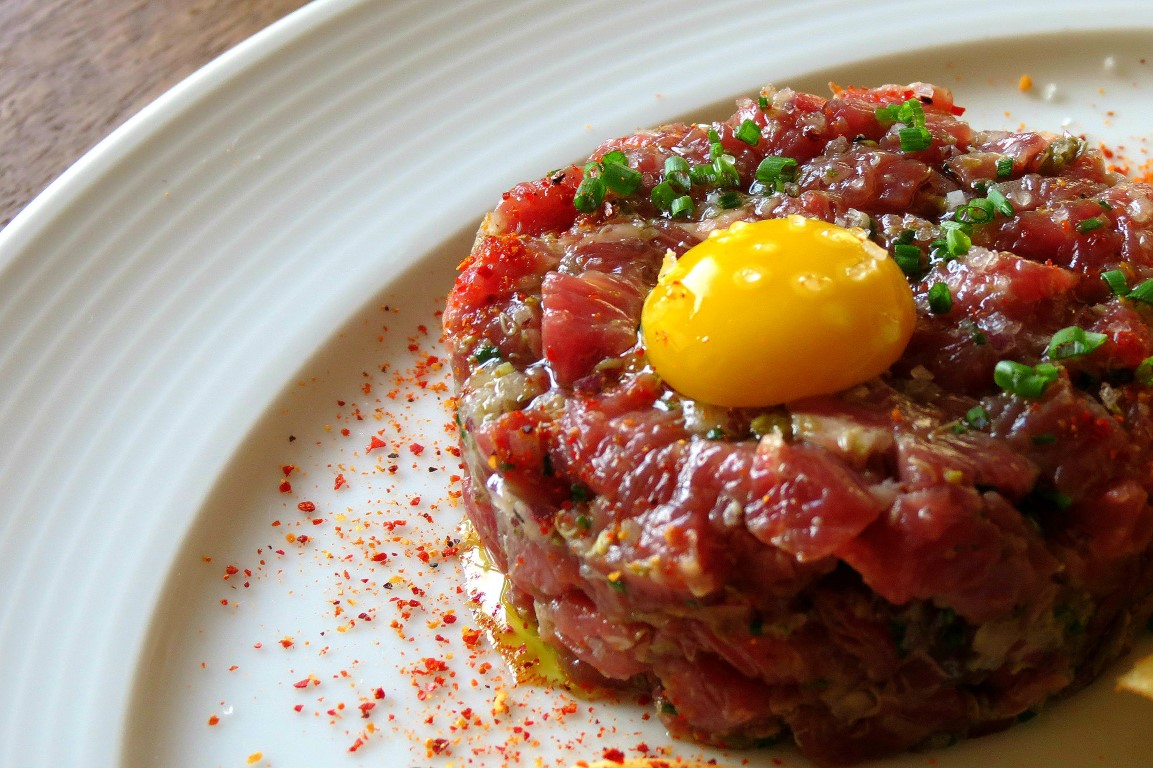 Steak-Tartare charolais
